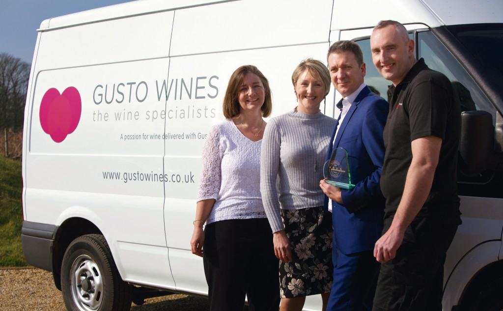 A Passion for Wine Delivered with GUSTO