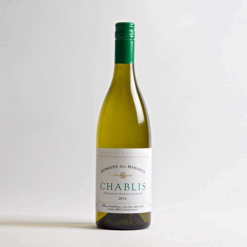 Brocard Chablis Domaine Manants