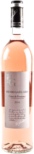 Henri Gaillard Cote de Provence Rose