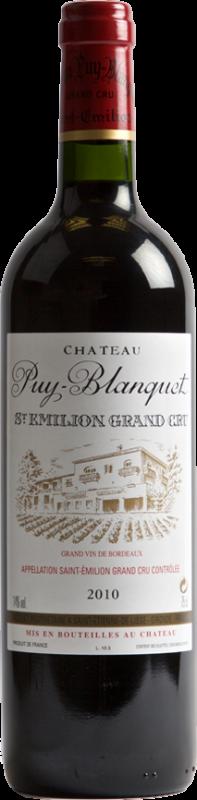 Chateau Puy Blanquet St Emilion Grand Cru Classe